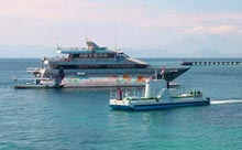 Bali cruise - Quicksilver cruises