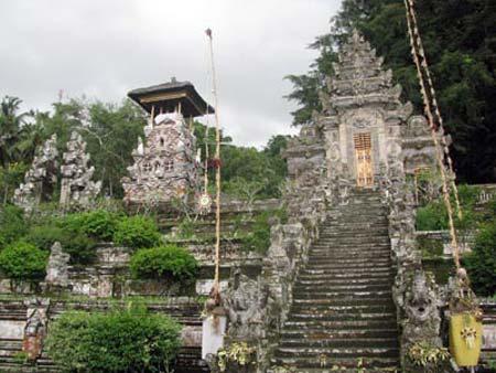 Kehen temple - Bangli