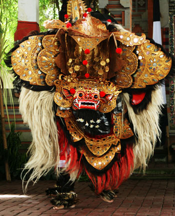 Full day tour - barong dance