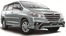 Bali Purnama Rent Car - New Toyota Innova