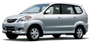 Sewa mobil - Toyota Avanza